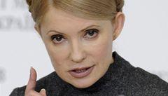 Medveděv se zastal Tymošenkové: Její věznění je nepřijatelné